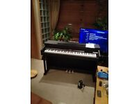 Axus Digital Piano new in box never played x display