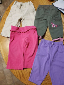 Infant girl clothing priced to sell!