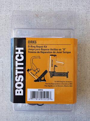 New Bostitch Miii Floor Flooring Concrete Nailer Stapler O-ring Repair Seal Kit