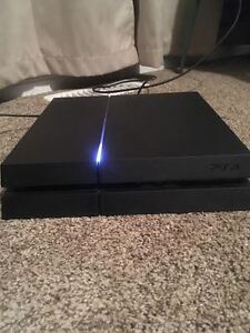 Play Station 4 for Sale (500GB) Cambridge Kitchener Area image 1