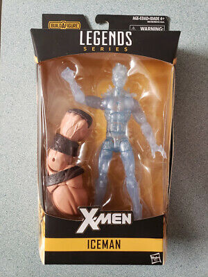"Marvel Legends X-Men 6"" ICEMAN Juggernaut Wave Hasbro New Sealed"