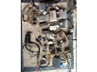 Motor Bike Parts electricals relays etc off old bikes