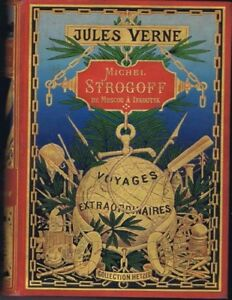 Michel Strogoff by Jules Verne - French Edition, Hardcover