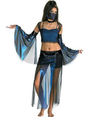 Meannie Genie Harem Girl Sexy Belly Dancer Adult - Genie Girl Kostüm