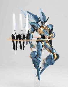 *NEW* REVOLTECH ZONE OF THE ENDERS JEHUTY ANUBIS COLORS 2ND RUNNER ACTION FIGURE
