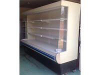 Commercial chiller 2.5metre long like new worth al least £2200