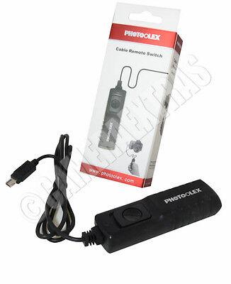 Cable shutter remote release Switch for Nikon D90/D5000/D7000/D3100/D5100 UK