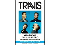 3x Travis Standing Tickets Glasgow