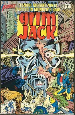 Grimjack 26 Erster Farbe Teenage Mutant Ninja Turtles Tmnt Eastman Laird NM