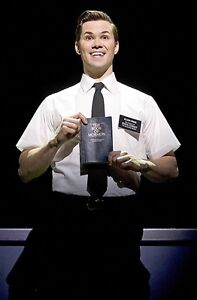 BOOK OF MORMON - REAL FRONT ROW SEATS - NAC - APR 27