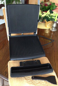 Barely Used Breville Panini Grill For Sale! North Shore Greater Vancouver Area image 3