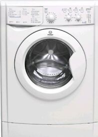 Indesit IWC6145 white washing machine