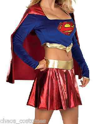 Sexy Super Wonder Woman Hero Justice League Avenger Halloween Costume 6 8 10](Avengers Justice League Halloween)