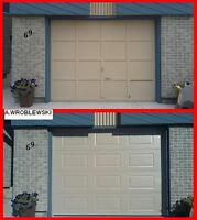 Sale of GARAGE DOORS and OPENERS - Competitive Prices
