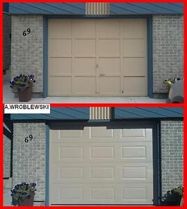 SALE - GARAGE DOORS & OPENERS-Competitive Prices-High Quality
