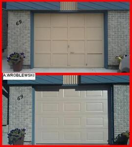 Residential GARAGE DOOR & OPENERS - High Quality and more - Sale