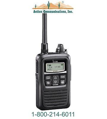 New Icom Ip100h Two Way Radio For Wireless Networks Wlan