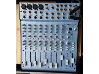 Alesis Multimix 12FXD mixer
