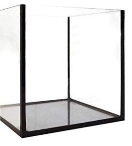 Rimless cube tank 12/12/12