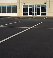 PARKING LOT PAVING AND REPAIRS (416)451-7689