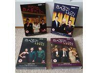 Hotel Babylon DVD Box Set Series 1 to 4 Season 1-4