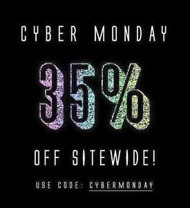 OUR CYBER MONDAY SALE IS ON!!! Edmonton Edmonton Area image 1