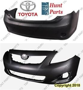 All Toyota Bumper Cover Front Rear Pare-chocs Avant Arrière 4Runner Avalon Camry Celica Corolla Highlander Matrix Prius