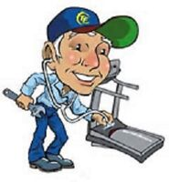 FULLY CERTIFIED FITNESS EQUIPMENT TECHNICIAN