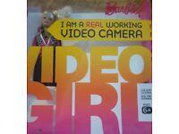Barbie Video Camera Doll