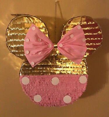 pinata - Minnie Mouse Pinatas