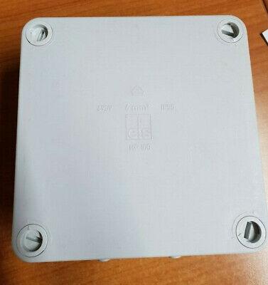 Abzweigkasten Abzweigdose Spelsberg IP54 Klemmen 6mm² Verbindungsdose Lager els