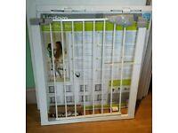 New Lindam Sure Shut Porte Pressure Fit Safety Gate