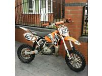 ktm sx65 motorcross bike kids motorbike kx65 rm yz cr 85 125 pit bike pw crosser quad