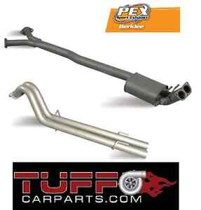 PEX CAT BACK EXHAUST VT - VZ CREWMAN & ONE TONNER