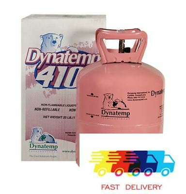 R-410a Refrigerant 25lb Jug Cylinder Virgin New Sealed - Fast Shipping