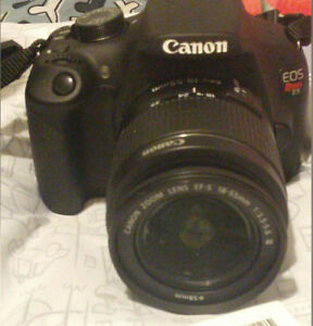 Canon Rebel T5 EOS  (T1200D) For Sale