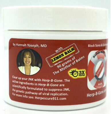 Herp-B-Gone Red/Green/Blue Bundle: Herpes Treatment Suppression 3