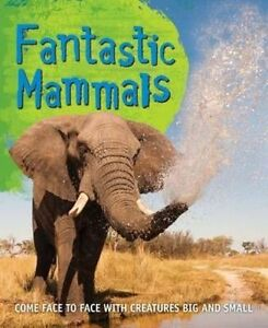 Fast Facts! Fantastic Mammals, Kingfisher, New Book