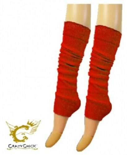 New Best And Latest Plain Red Leg Warmer