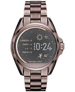 5e0ce1a6629b Michael Kors Access Bradshaw Sable-tone Smartwatch Watch MKT5007 Dw2c