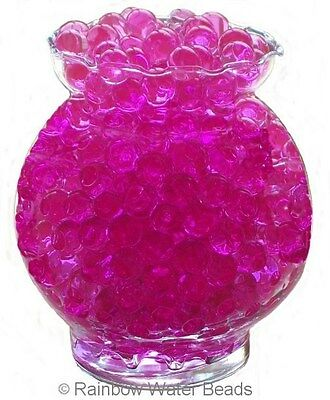 *** 1,000 WATER BEADS FOR TABLE CENTERPIECES - BUY 2 GET 1 FREE,  USA SELLER ***