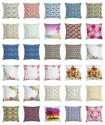 Luau Throw Pillow Cases Cushion Covers Home Decor 8 Sizes by