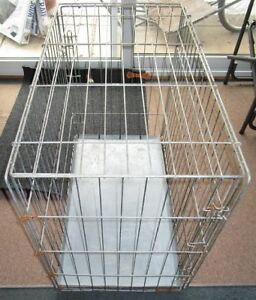 Dog crate med to large