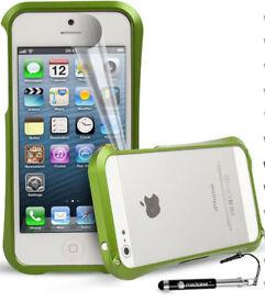 iPhone SE, 5, 5S Premim Aluminium Bumper frame case