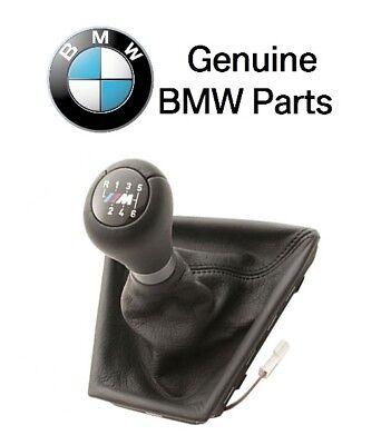 For F10 M3 M5 Manual Trans Leather Illuminated Shift Knob-6 Speed Genuine BMW