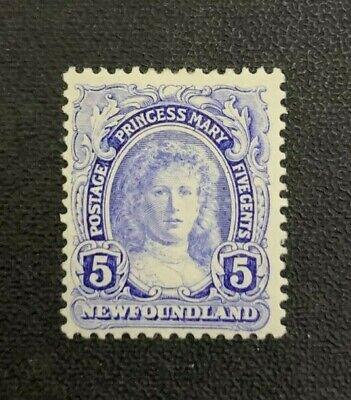 Newfoundland Stamp #108 Mint Hinged
