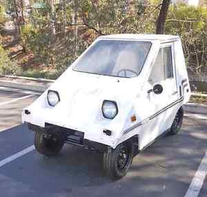 """Wanted parts for ELECTRIC """" CITYCAR"""""""