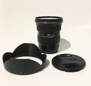 Tokina 11-20 2.8 pour Canon - A1 - Non négo