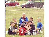 Active, fun, reliable Nanny!