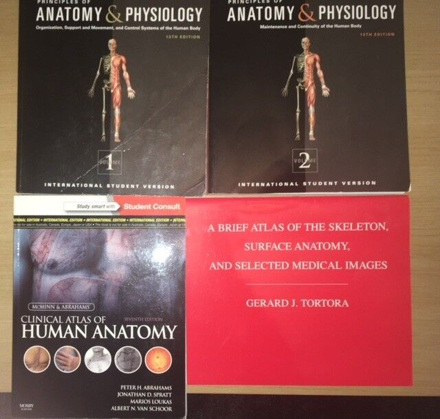 Anatomy medical books: Clinical Atlas of Human Anatomy, Principles ...